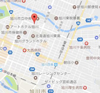 LUXY旭川